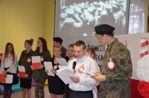 Akademia zokazji 100 Rocznicy Odzyskania Niepodległości przezPolskę