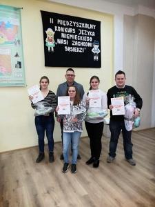 IIMiędzyszkolny Konkurs Języka Niemieckiego