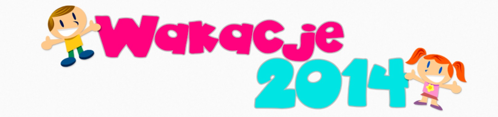 wakacje 2014 2