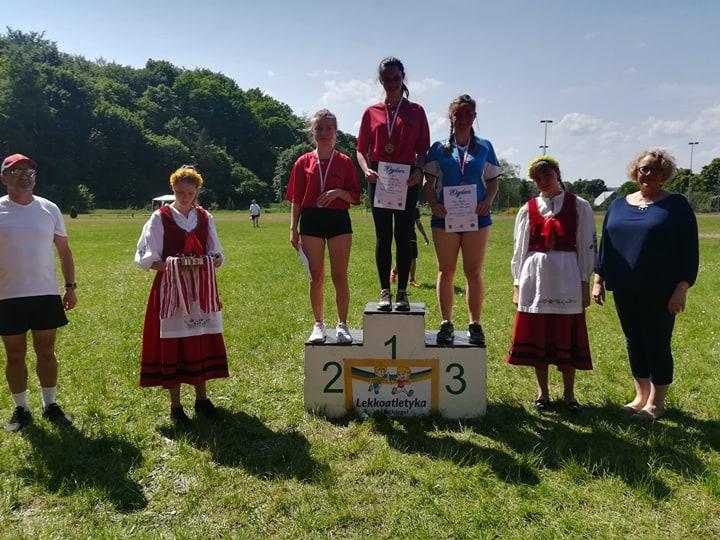 Mistrzostwa Województwa Pomorskiego wlekkiej atletyce szkół specjalnych wWejherowie