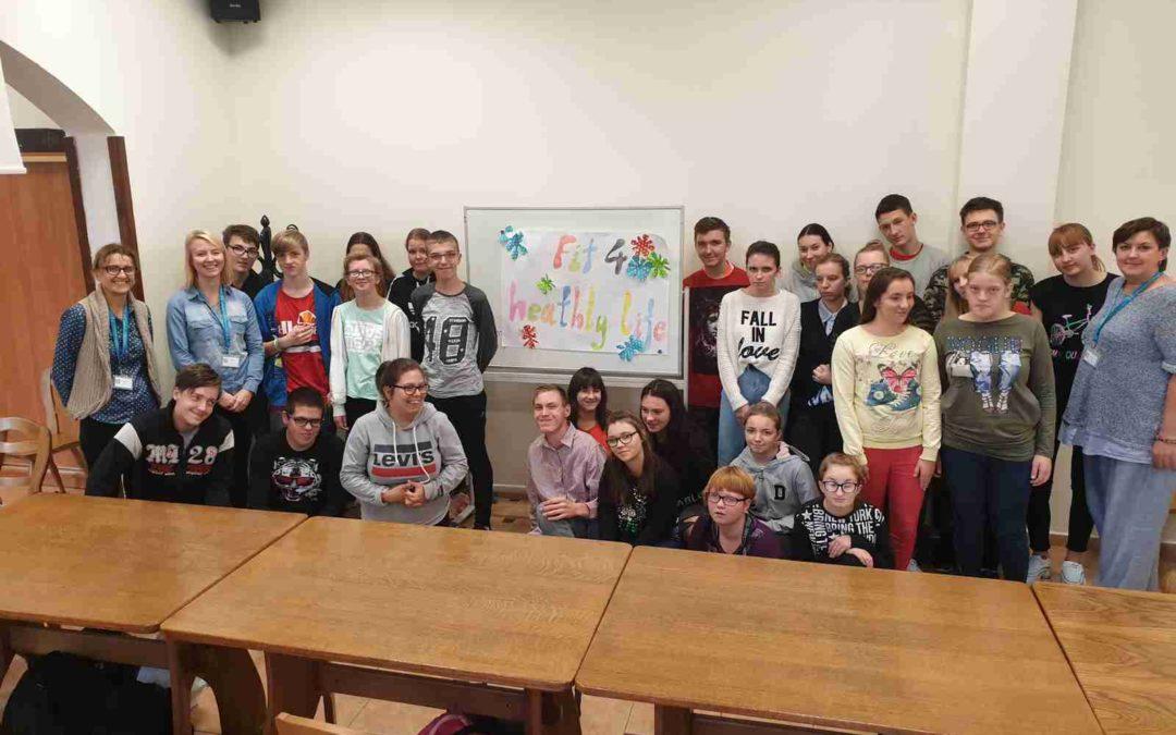 Międzynarodowa współpraca Powiatowego Zespołu Kształcenia Specjalnego wWejherowie wramach programu Erasmus+