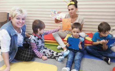 Czytające Przedszkola