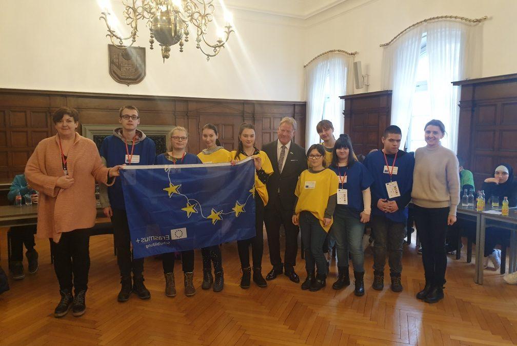 Podbijamy Lippstadt! Projekt Fit4healthylife – Erasmus +