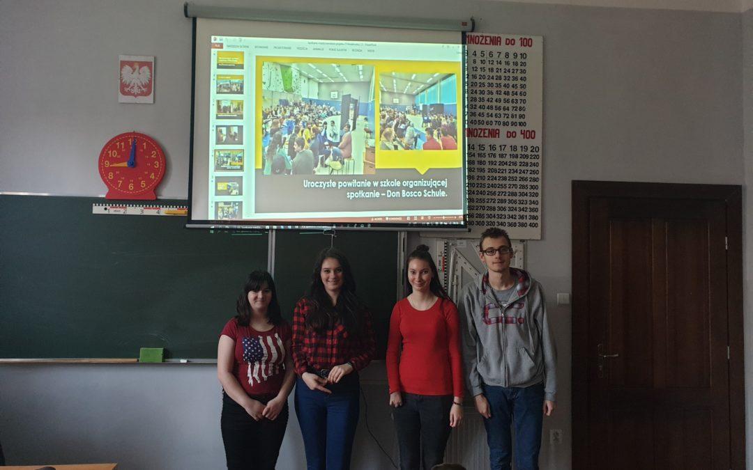 Wspominamy Imiędzynarodowe spotkanie projektowe wLippstadt