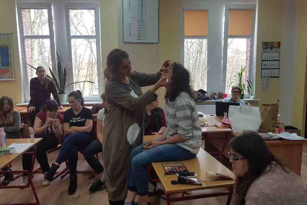 Dzień Kobiet wSzkole Branżowej!