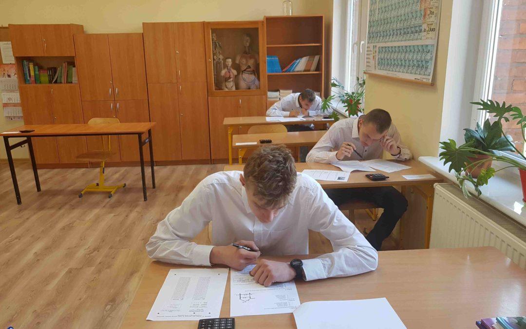 Próbny egzamin potwierdzający kwalifikacje wzawodzie