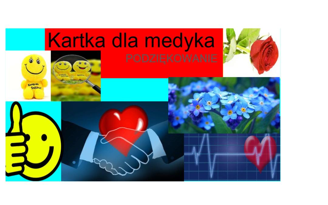 Kartka dla Medyka