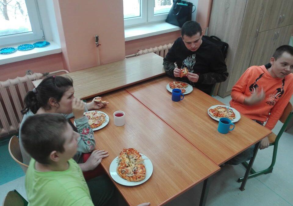 Dzień Pizzy wSP 7