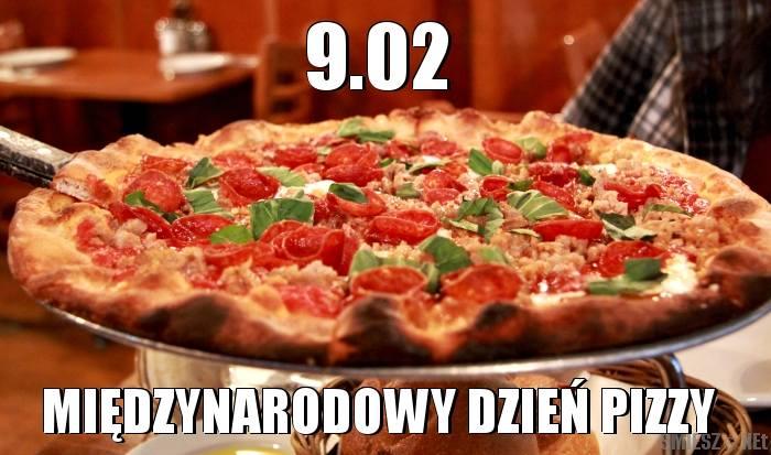 Dzień Pizzy wświetlicy A