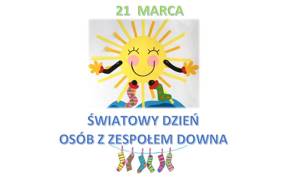 Światowy Dzień Osób zZespołem Downa