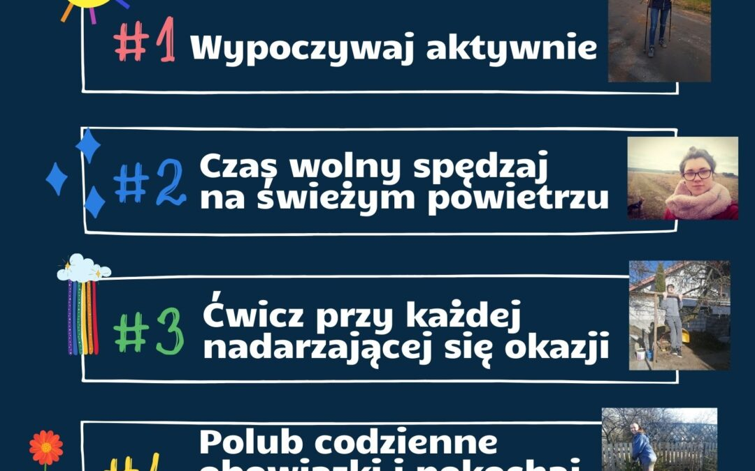 Fit4healthylife Wiosna 2021