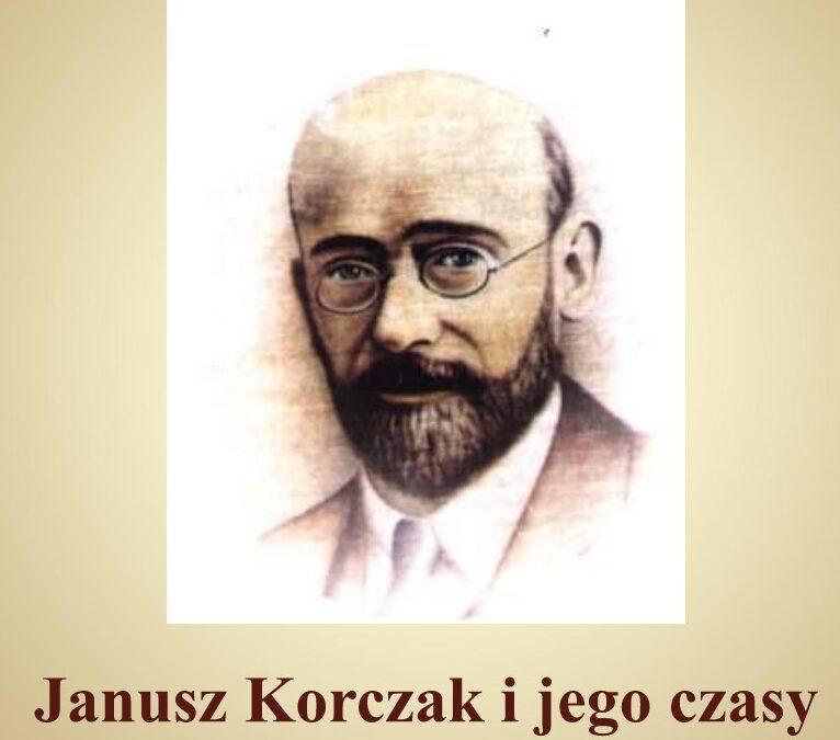 Prezentacja oJanuszu Korczaku- przydatne informacje