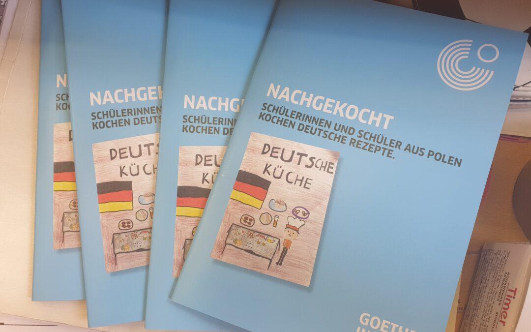Publikacja Instytutu Goethego wWarszawie – Projekt Deutsch Plus