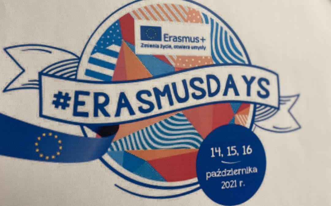#ErasmusDaysPoland wBranżowej Szkole Istopnia